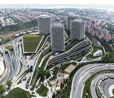 cool Zorlu Center   Emre Arolat Architects + Tabanlıoğlu Architects Check more at http://www.arch2o.com/zorlu-center-emre-arolat-architects-tabanlioglu-architects/