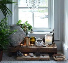 Meditationsraum einrichten | Wohnideen einrichten