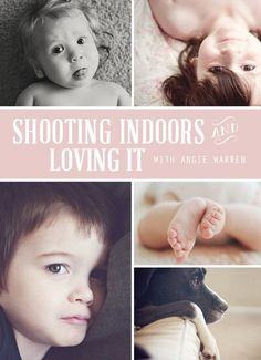 Tips for shooting photos indoors and loving it.: