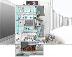 Diller Scofidio + Renfro – Museu da Imagem e do Som – RJ | concursosdeprojeto.org