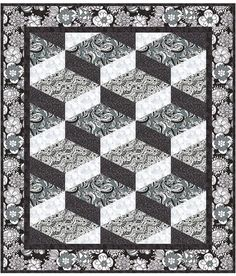 Steppin' Out Quilt Pattern LLS-113e (instant download)