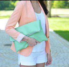 need this peach blazer