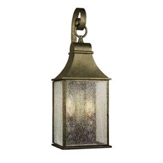 World Imports Revere Collection 2-Light Flemish Outdoor Wall-Mount Lantern