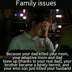 Family issues