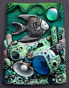 Chris Kapono (Mandarin Moon) has created a tutorial for this on Clay Lessons.