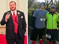 How Wes the Mac Tech Lost 115 Lbs (via @Nerd Fitness)