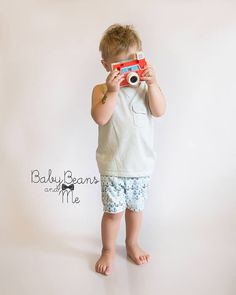 Baby Beans and Me  Baby and toddler organic shorts and leggings on Etsy. Erin Jorgenson Photography