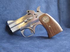 """These are my """"Six Gun"""" style design for the Bond Arms derringer"""