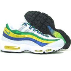 quality design bcc79 2c677 Nike Air Max 95 - Brazil