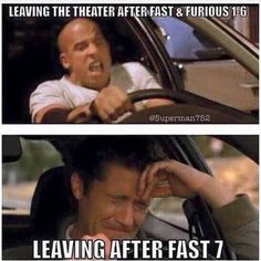 Fast 7 - totally mad
