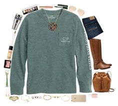 """""""Read D (might be long...)"""" by oliviacat1215 ❤ liked on Polyvore featuring Abercrombie & Fitch, Tory Burch, Ray-Ban, Clinique, Bobbi Brown Cosmetics, The Sak, Marc Jacobs, Bare Escentuals, Lilly Pulitzer and NARS Cosmetics"""