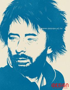 vector portrait www.idesign.ac.th