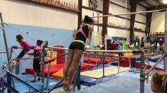 Toe on Toe off Handstand. Drills and Progressions Gymnastics Bars, All About Gymnastics, Gymnastics Skills, Handstand, Drills, Coaching, Basketball Court, Toe, Sports