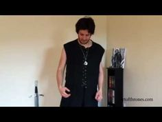 How to make a Jon Snow Costume - YouTube