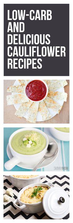 Enjoy this low-carb, skinny ingredient 14 ways!