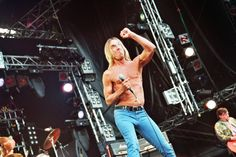 Rock´n roll photos: Iggy & The Stooges @ Sauna Tampere 2006, part2