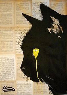 Hey, I found this really awesome Etsy listing at https://www.etsy.com/listing/490660210/black-cat