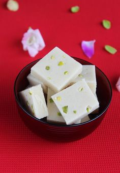 Badam burfi recipe or almond burfi , learn to make the best badam katli with step by step photos. No milk, No ghee needed, delicious Indian Dessert Recipes, Indian Sweets, Sweets Recipes, Indian Recipes, Diwali Special Recipes, Diwali Recipes, Burfi Recipe, Diwali Food, Diwali Snacks