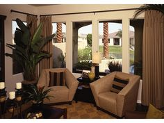 Living Room Windows and Doors - Milgard