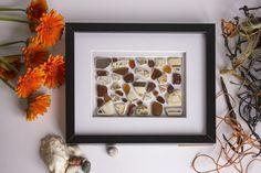 irishseaglassbeauty by irisseaglassbeauty Irish Beach, Artwork For Home, Nautical Chart, Glass Artwork, Selling Art, Flower Pendant, Hand Coloring, Sea Glass, Sea Shells