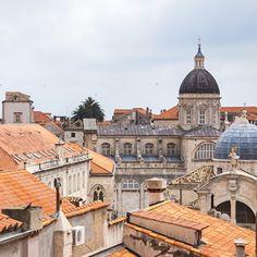 Dubrovnik window view