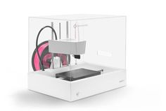 """$299.99 - New Matter MOD-t 3D Printer - With hardware and software designed for simplicity, reliability, and intuitive operation, the MOD-t brings the creative excitement of 3D printing to everyone. """"This is the first 3D printer the average person can set up and use — and the results are impressive."""" - Brant Ranj, Business Insider. - #amazon #3D #bettergadgets"""