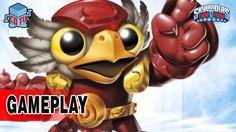 Skylanders POWER PUNCH PET VAC Gameplay Commentary