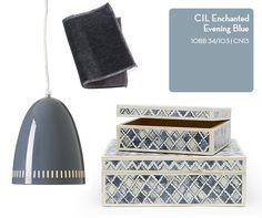 Vote for your favourite @CILPaints colour for a chance to win paint at houseandhome.com/mycilcolour! #MyCILColour is CIL Enchanted Evening Blue