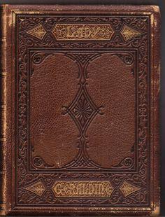 1870 Edition of Lady Geraldine's Courtship by Elizabeth Barrett Browning