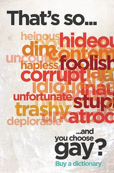 Buy a dictionary…