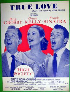 True Love from High Society 1956
