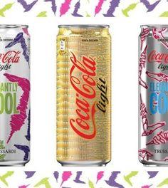 La Coca Cola veste Trussardi @cocacola @trussardi