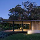 Wirra Walla Pavilion: is this Australia's version of Glass House? Glass House, Minimalist Design, Pavilion, Architecture Design, Home Goods, Construction, Australia, Mansions, Landscape