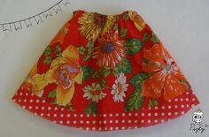 inspiração festa junina Luanna, Nalu, Sewing Projects, Girls Dresses, My Style, How To Make, Kids, Collection, Fashion