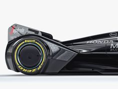 The MP4-X imagines a very different future for Formula One.