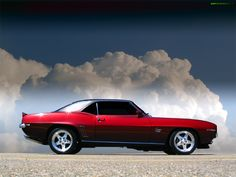 1969 @Chevrolet Camaro SS