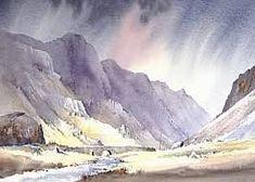 Resultado de imagen de david bellamy watercolours