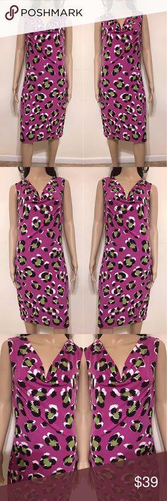 🌸 Wild Feline Dress 🌸 Wild Feline Dress Worthington Dresses Midi
