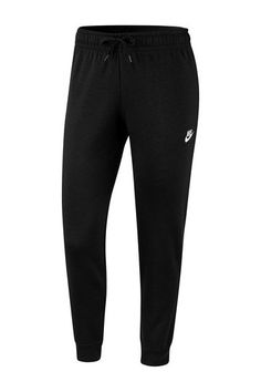 Fleece Knit Sweatpants by Nike on Lazy Outfits, Sporty Outfits, Nike Outfits, Trendy Outfits, Cool Outfits, Sporty Fashion, Sporty Chic, Rodeo Outfits, Athleisure Outfits