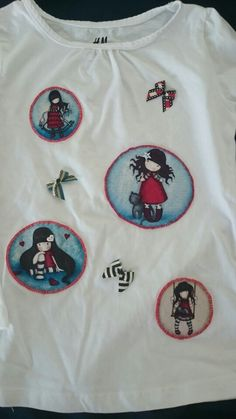Camiseta de manga larga gorjuss