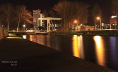 DAY 27:CITYLIGHTS HERENGRACHT, TERNEUZEN Project 4.12.365  http://phototroost.com/gallery/365/ #412365 #photography #fotografie #patricetroost