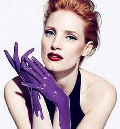 Photos of Jessica Chastain, among Hollywood's hottest women. Jessica Chastain is the American actress who won the Oscar for Best Supporting Actress forThe Help. She has also starred inThe Debt,The Tree of Life, andLawless. In 2012, Chastain - a vegan - was named the ...