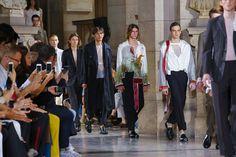 Maison Margiela Menswear Spring Summer 2017 Paris - NOWFASHION