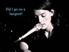 Brandi Carlile- That Wasn't Me + Lyrics: This is my song now.