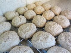 APPLESAUCE COOKIES (SUGAR FREE)