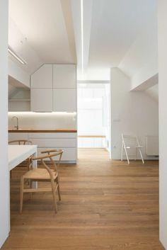 #Parquet en #cocinas #Decor #InteriorDesign #Home #Mataro #Barcelona #Decorgreen www.decorgreen.es