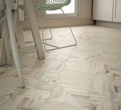 [ Younhyun Tile / 윤현상재 타일 ] Modern Tile : Curvy Factory Euphoria
