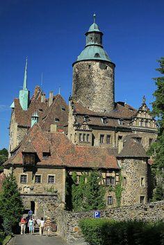 Zamek Czocha Castle, Poland