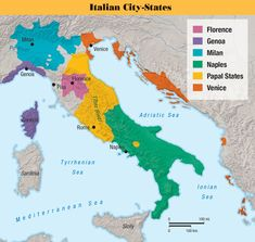 Italian city states during the renaissance maps pinterest the cradle of the renaissance kids discover italy is a peninsula or a world historyeuropean gumiabroncs Gallery