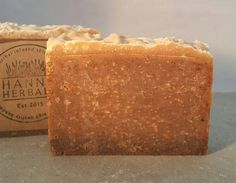 Pumpkin Spice Soap - 4 ounce bars of soap